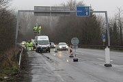 Objížďka skončila. Silničáři otevřeli nový silniční most v Černé Hoře na tahu I/43 Brno – Svitavy.