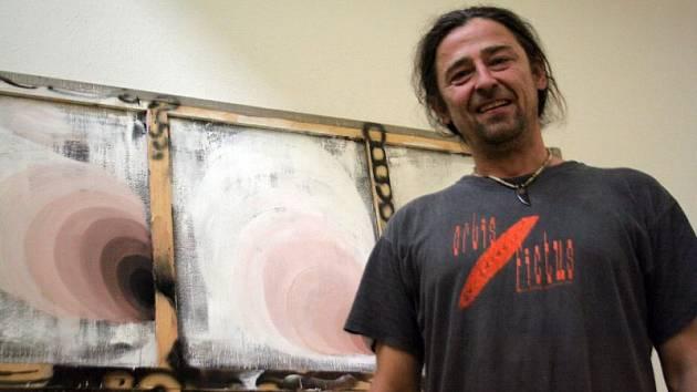 Vize malíře Martina Mainera čekají na návštěvníky Galerie města Blanska.
