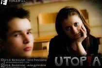 Utopia - film k výročí boskovického gymnázia.