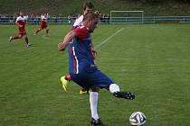 Fotbalisté Blanska remizovali s bystřicí 1:1.