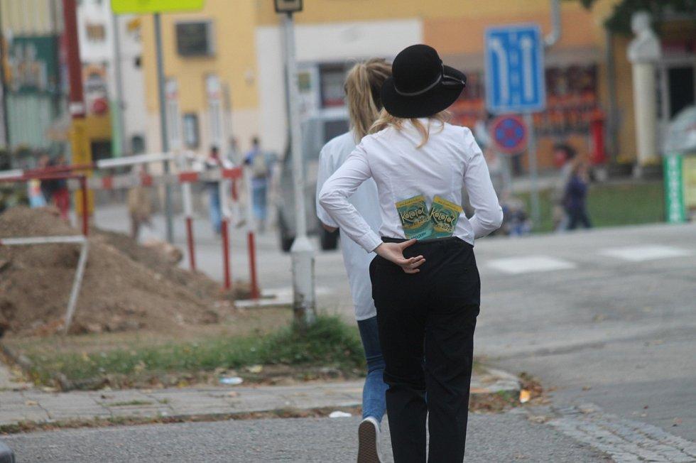 Organizátoři čtvrtého ročníku festivalu Kolotoč zvali na program přímo v ulicích Blanska.