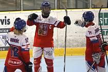 Český inline hokej slaví zlatý double. Mistry Evropy jsou ženy i junioři.