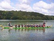 Dračí lodě na Olšovci