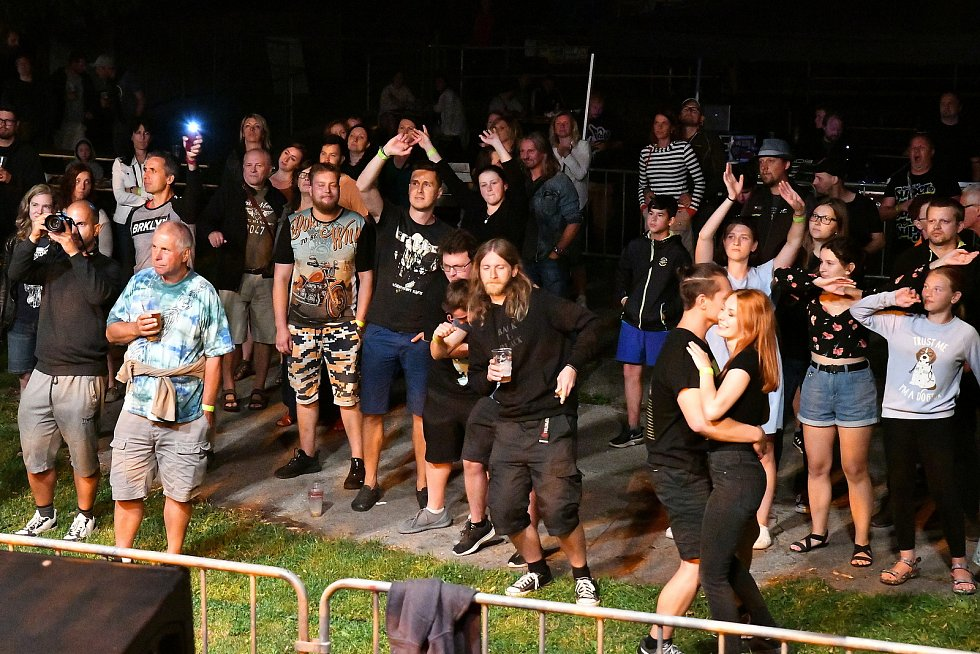 Multižánrový letní festival 3+1 se konal 26. - 31.7.2021.
