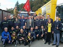 Sbor dobrovolných hasičů z Černé Hory