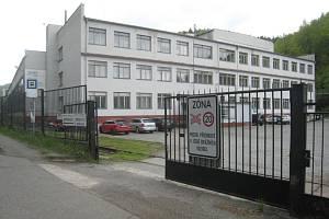 Areál bývalého podniku ČKD Blansko strojírny a. s.