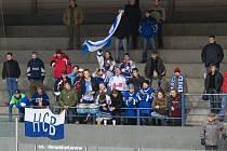 Fanoušci HC Blansko.