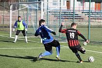 Fotbalisté Boskovic prohráli v přípravném zápase s Prostějovem 5:0.