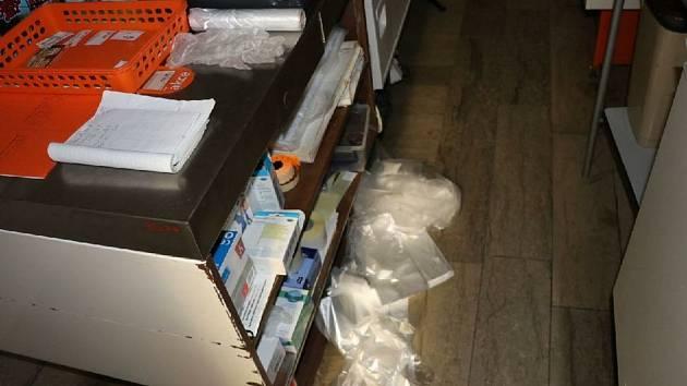Prodejnu potravin v Petrovicích si vyhlédl zloděj