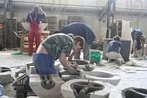 Velké Opatovice - sochařské sympozium