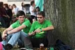 Pivní pouť v Černé Hoře.