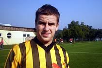 Fotbalista Jakub Pešička vstřelil v utkání čtvrté třídy Jedovnice B – Cetkovice osm branek.