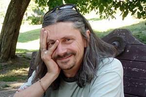 Šperkař Petr Uhlíř.