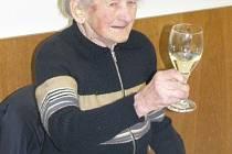 Stoletá paní Ludmila Maňoušková z Letovic