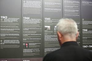 Tábor Hodonín u Kunštátu průsečík tragických událostí 1940-1950 je název stálé expozice v památníku holocaustu Romů v Hodoníně u Kunštátu