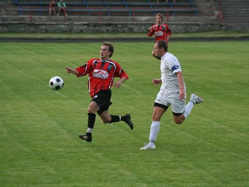 Boskovice porazily Protivanov 1:0 a připsaly si v divizi první vítězství.