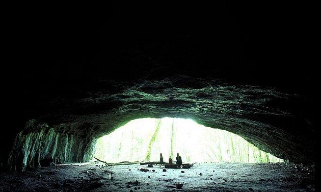 Pekárna v jeskyni