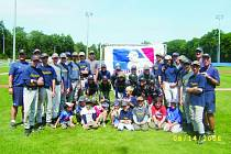 Že baseball už dávno není jen záležitostí okresního města, dokazovali děti z Jedovnic, Doubravice a Rudice. Tým šesti trenérů vedený zkušeným Jaroslavem Krejčířem byl v tomto roce posílen o dva trenéry ze zámoří, kteří sem přijeli v rámci Envoy programu.