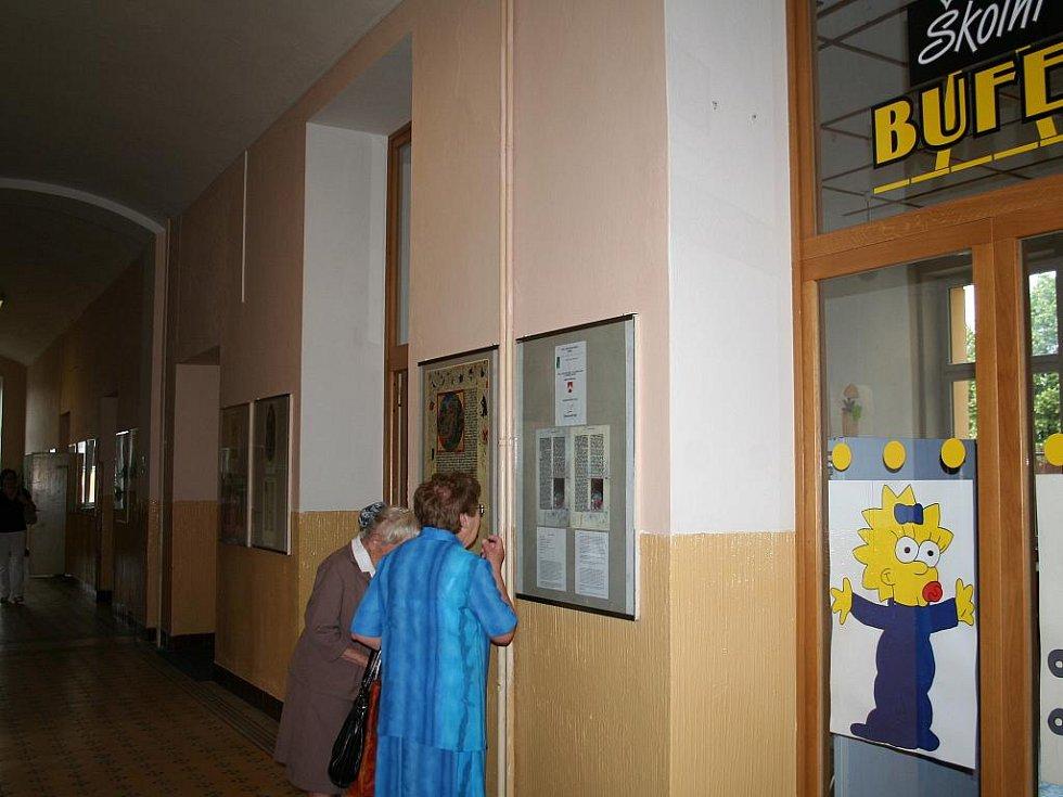 Gymnázium v Boskovicích oslavilo 110. výročí.