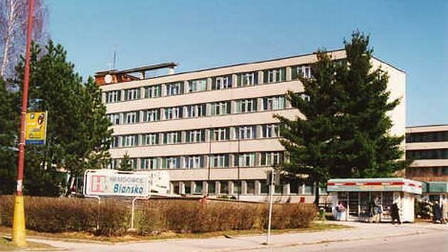 Nemocnice Blansko