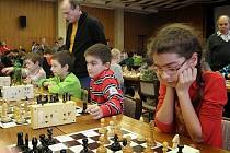 Po nadějné šachistce Petře Masákové mají Adamovští další talentovanou dívku. Olga Dvořáková vyhrála nedávno mistrovství republiky.