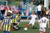 Čtvrtého ročníku Velikonočního turnaje starších přípravek se zúčastnilo 24 týmů z celé republiky.