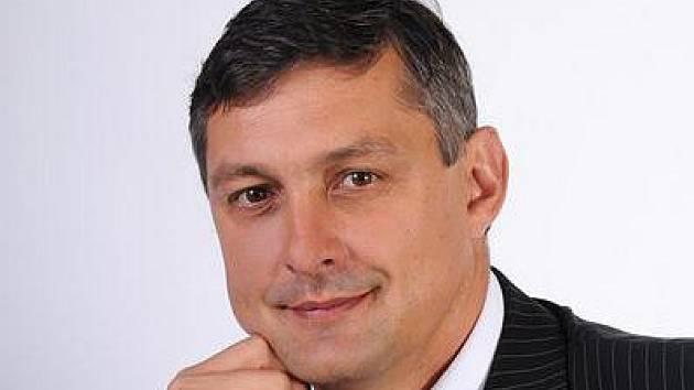 Senátor Jozef Regec.