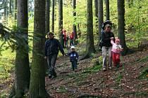 Turisté vyrazili v sobotu na pochod Z Rudického propadání bez váhání. Už po devětadvacáté.