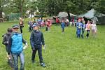 voudenní BambiFEST v režii skautského střediska Světla Blansko nabízí širokou paletu volnočasových aktiv pro děti a mládež. Navazuje na Bambiriádu. Ta zaplnila park v předchozích dvou letech.