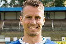 Fotbalista Jan Nečas.