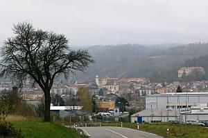 Další podzimní vycházka do okolí Boskovic tentokrát vedla na Vitavský kopec. Foto: Monika Šindelková