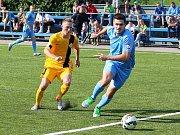 Už na první pozici v tabulce Superligy malého fotbalu vystoupal tým Pivovar Černá Hora Blanensko. Na domácím hřišti v Boskovicích porazil v televizní dohrávce čtvrtého kola Prahu 7:1.