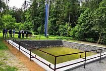 Hasiči z Obůrky mají opravenou nádrž.