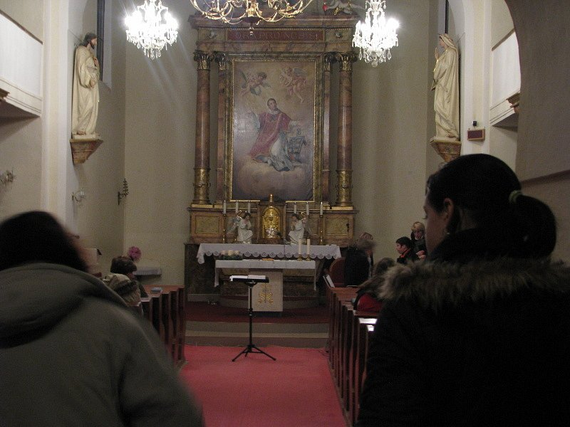 Kostel Krásensko
