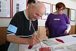 Celý týden trvá v Rudce u Kunštátu mezinárodní workshop Doteky II, který pořádá obecně prospěšná společnost Kunštát PRO FUTURO.