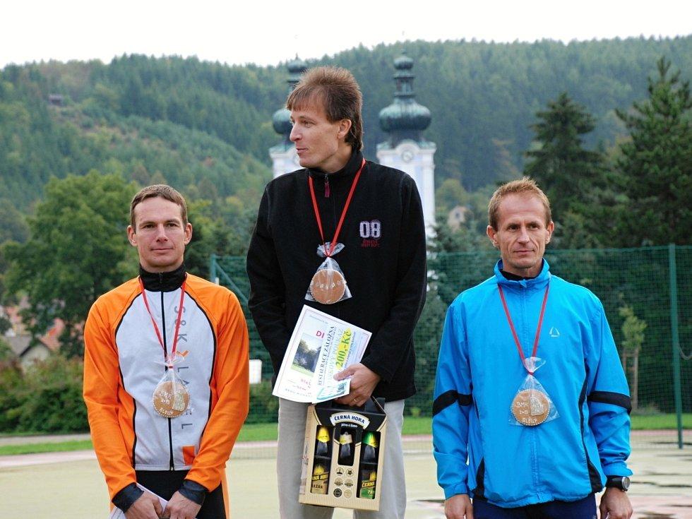 Ve Sloupě se běžel 49. ročník Běhu Moravským krasem.