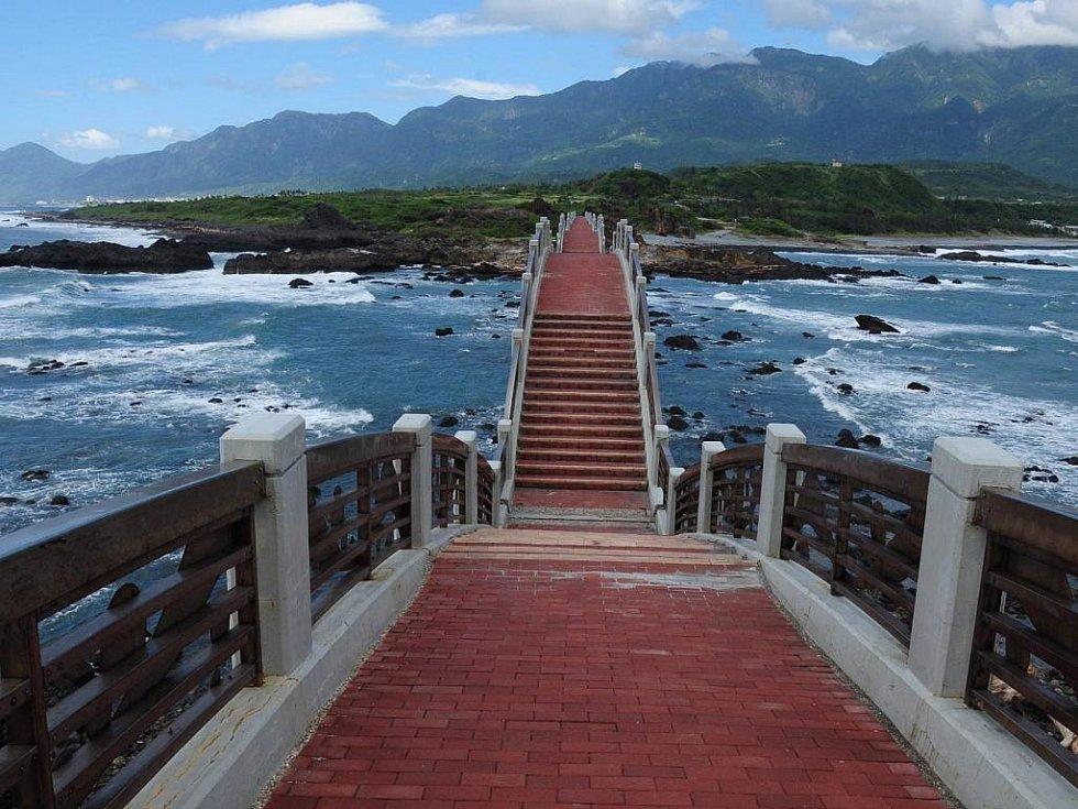 most zpět na pevninu