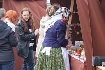 Festival Kras – naše společné dědictví měl bohatý program. Představili se na něm muzikanti jak z naší republiky, tak ze Slovenska, vystoupili i děti z mateřské školky ze Senetářova, ale i folklorní soubory z Moravského krasu.