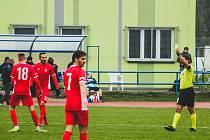 Blanenští fotbalisté se po desátém kole FORTUNA:NÁRODNÍ LIGY nacházejí na dvanáctém místě.
