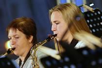 Koncert ZUŠ. Ilustrační foto