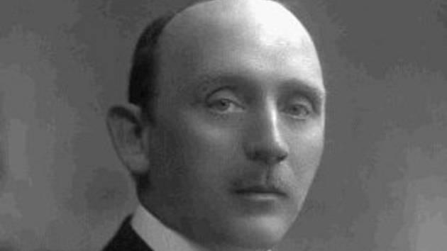 Významný český pedagog Otokar Chlup.