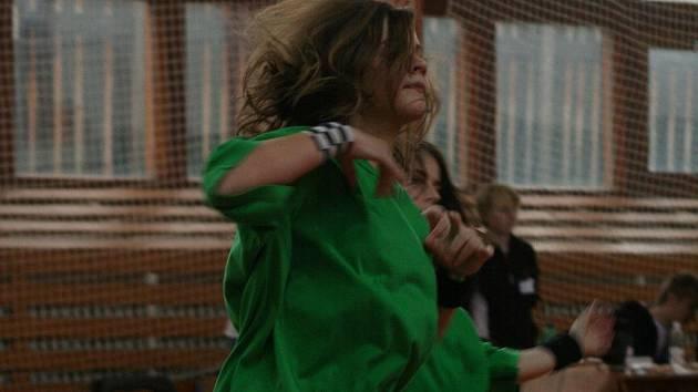 Tanečníci soutěžili o Pohár města Kunštát.