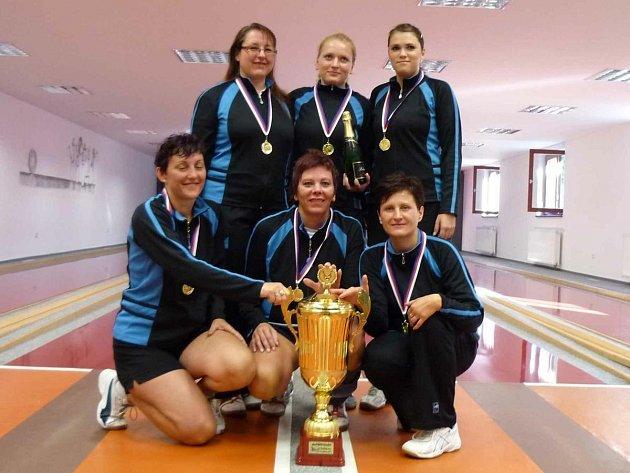 Blanenská kuželkářka Zuzana Musilová od šestnácti let hraje vnárodním týmu. Vkvětnu ji čeká mezi juniory mistrovství světa vBrně