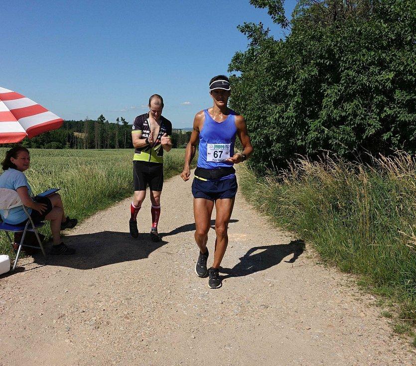 Petr Hének ovládl Moravský ultramaraton.