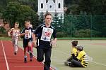 Běh Moravským krasem vyhrál blanenský běžec Jan Kohut.