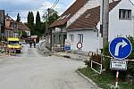 Oprava vodovodu uzavře část Brněnské ulice v Blansku.