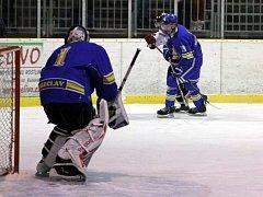 Boskovičtí hokejisté rozstříleli poslední Břeclav B 10:2.