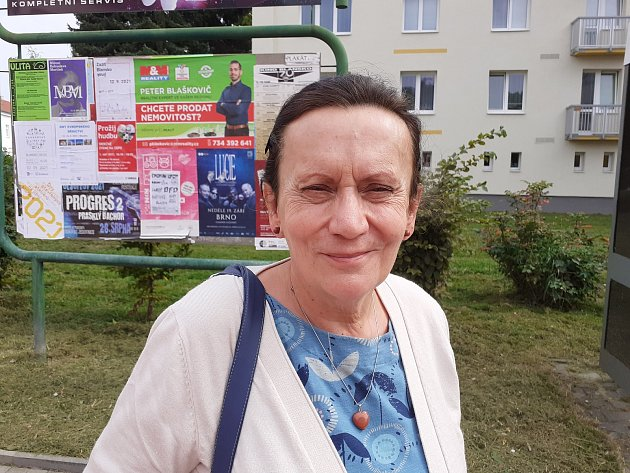 Jaroslava Bártová, 60let, klinický logoped, Blansko.