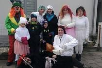 Karnevaly, ostatky nebo krmení zvířátek pořádají ženy ze Spešova nebo Lipovce    Zdroj: archiv ČSŽ Spešov a Lipovec