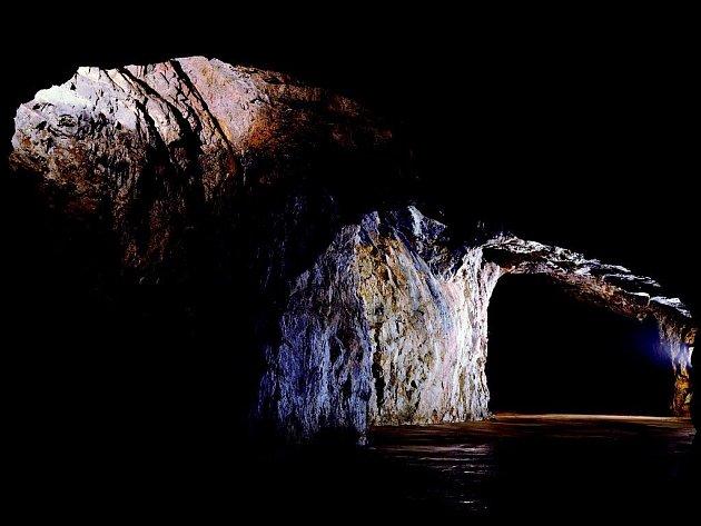 Jeskyně Výpustek